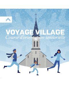 Course d'orientation Village