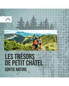 """Sorties nature à thèmes """"Petit-Châtel"""""""